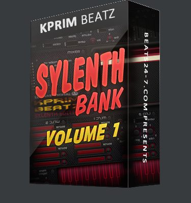 Kprim Sylenth Soundbank Vol.1